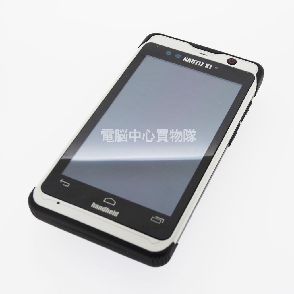 ハンドヘルド社製 超堅牢Android端末「NAUTIZ X1」(MIL-STD-810取得・IP67クラス)限定1台のみあります!