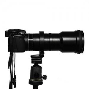 Tutleback製レンズアダプタ&マウントリング+レンズ装着