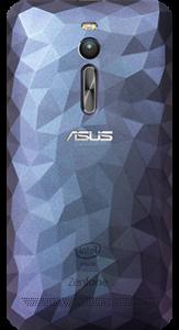 ZenFone Deluxe 背面カバー(ブルー)