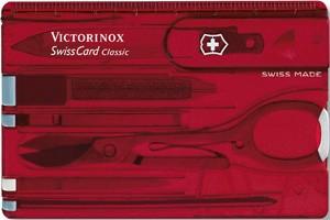 VIXTRONIXのスイスカードはこれですね。細いボールペンが入っています