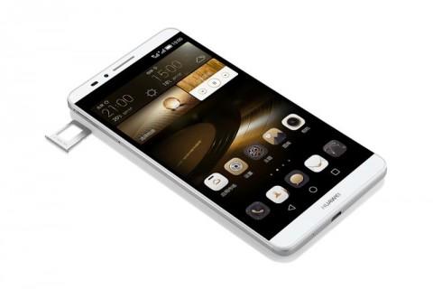 Ascend Mate 7専用 Huawei純正 nanoSIMトレイ