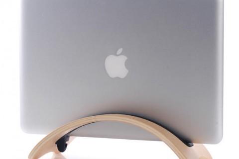 SAMDi 天然木 MacBook Air/Pro スタンド