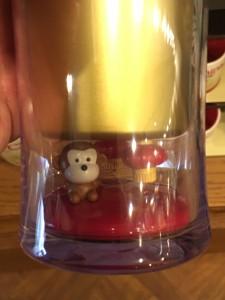 10oz 3D Monkey & Lantern Tumbler