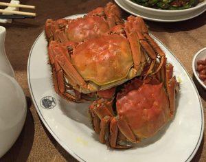 むしろ上海蟹