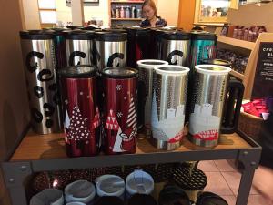 Starbucks Hong Kong's Xmas