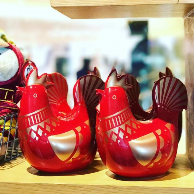 Starbucks Hong Kong The Year of the Rooster Bank