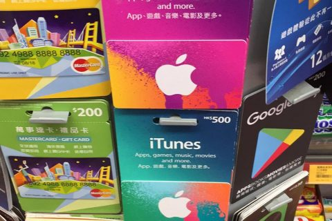香港のコンビニ